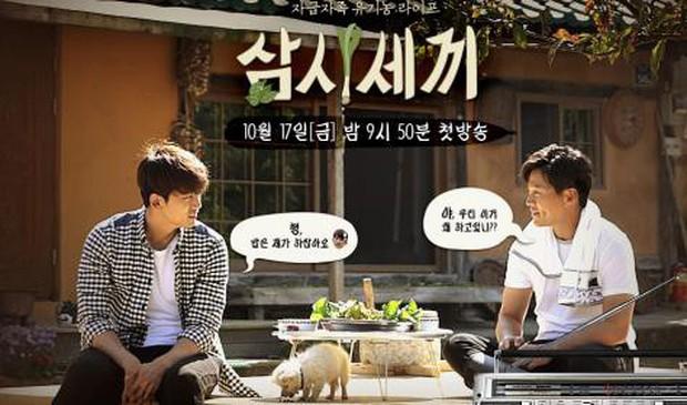 10 TV Show Hàn Quốc bạn không thể không xem chính là... - Ảnh 10.
