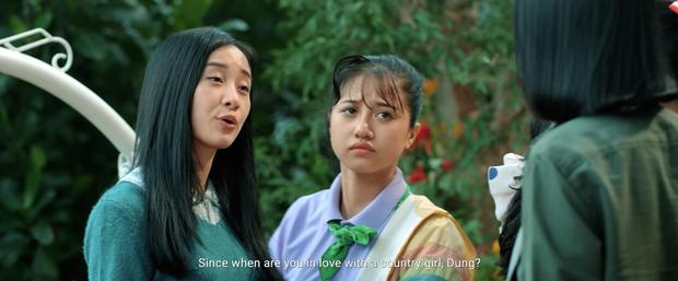 Phải chăng Thanh Hằng đã thầm yêu một cô gái suốt cả thanh xuân trong Tháng Năm Rực Rỡ - Ảnh 3.