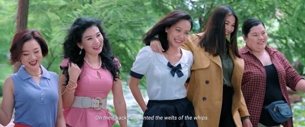 Phải chăng Thanh Hằng đã thầm yêu một cô gái suốt cả thanh xuân trong Tháng Năm Rực Rỡ - Ảnh 7.