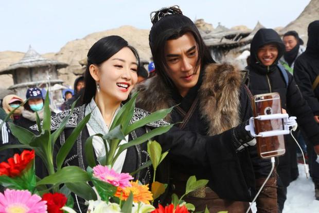 11 diễn viên Hoa Ngữ sụp đổ hình tượng vợ - chồng quốc dân với khán giả (Phần 1) - Ảnh 2.