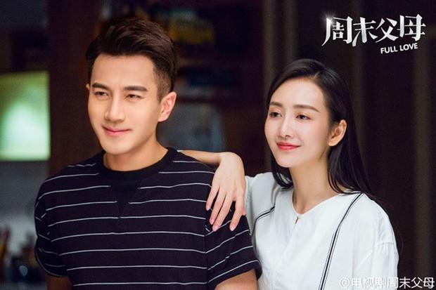11 diễn viên Hoa Ngữ sụp đổ hình tượng vợ - chồng quốc dân với khán giả (Phần 1) - Ảnh 4.