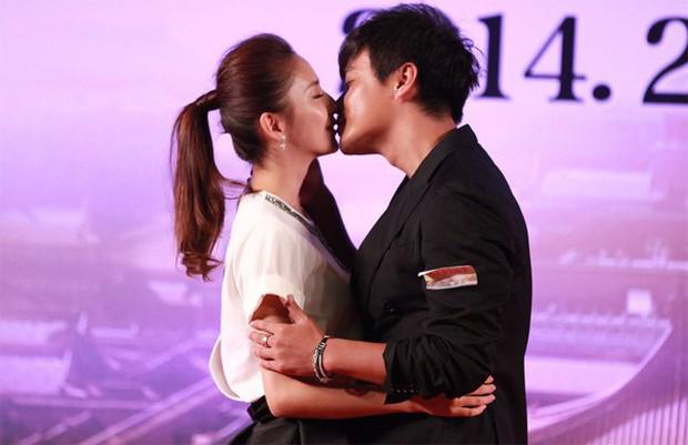 11 diễn viên Hoa Ngữ sụp đổ hình tượng vợ - chồng quốc dân với khán giả (Phần 1) - Ảnh 9.