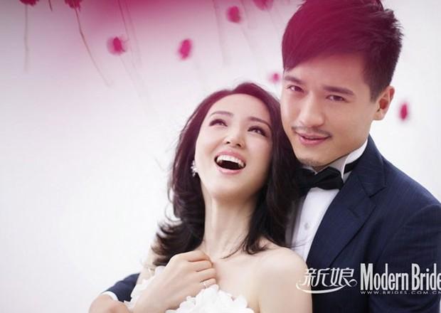11 diễn viên Hoa Ngữ sụp đổ hình tượng vợ - chồng quốc dân với khán giả (Phần 1) - Ảnh 10.