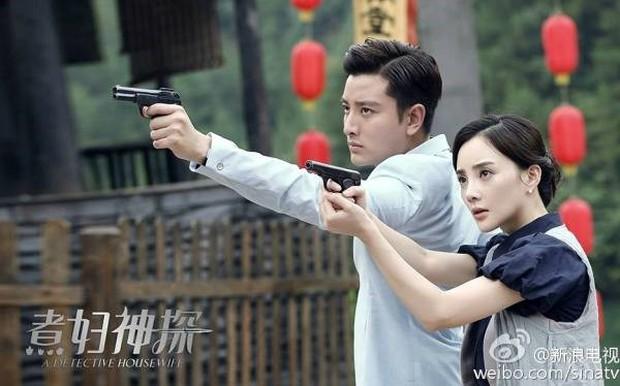 11 diễn viên Hoa Ngữ sụp đổ hình tượng vợ - chồng quốc dân với khán giả (Phần 1) - Ảnh 19.