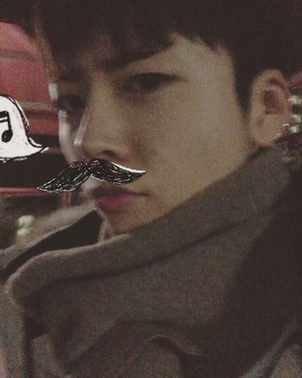 Chàng trai với gương mặt giống hệt Park Bo Gum, đến fan ruột còn tưởng đây là thần tượng thời trẻ - Ảnh 8.