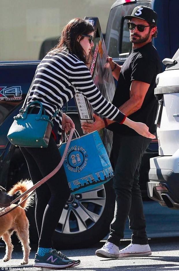 Mỹ nhân có đôi mắt đẹp nhất thế giới và Zac Efron là cặp đôi mới của Hollywood? - Ảnh 4.