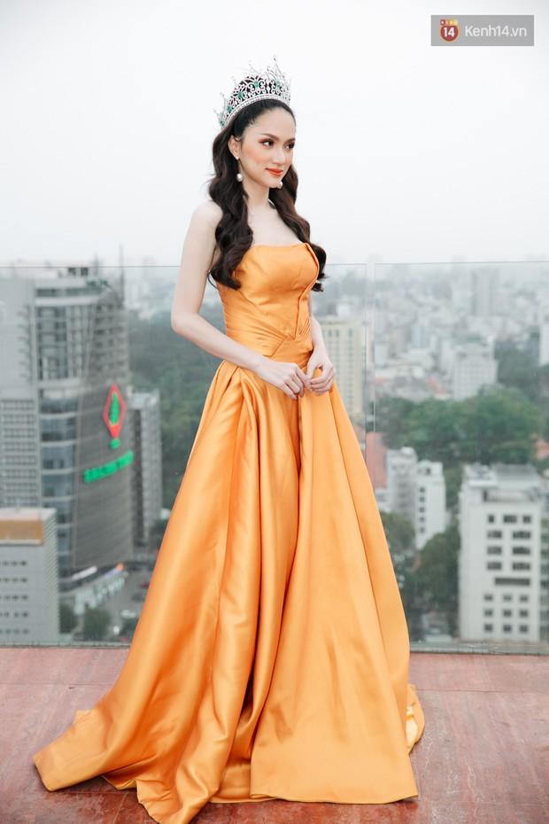Hương Giang nắm giữ bản quyền, mong muốn tổ chức Hoa hậu Chuyển giới tại Việt Nam - Ảnh 12.