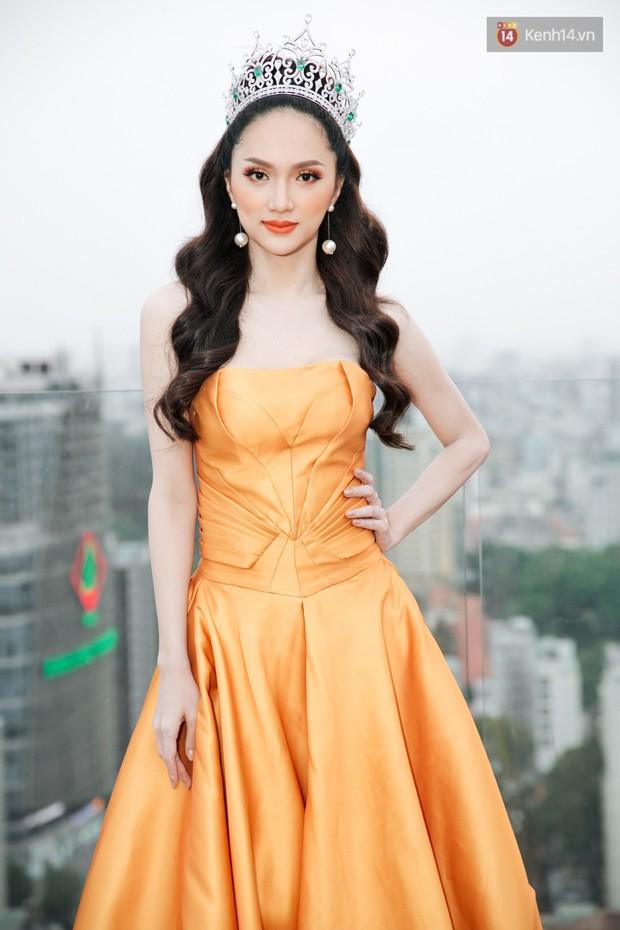 Hương Giang nắm giữ bản quyền, mong muốn tổ chức Hoa hậu Chuyển giới tại Việt Nam - Ảnh 1.