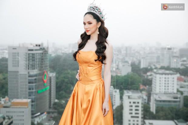 Hương Giang nắm giữ bản quyền, mong muốn tổ chức Hoa hậu Chuyển giới tại Việt Nam - Ảnh 2.