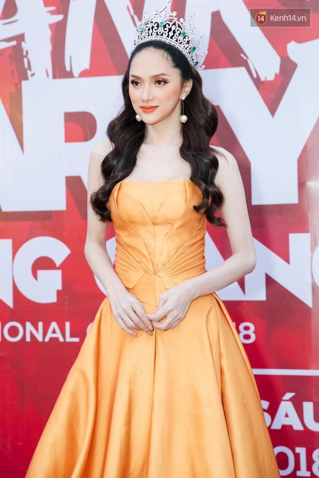 Hương Giang nắm giữ bản quyền, mong muốn tổ chức Hoa hậu Chuyển giới tại Việt Nam - Ảnh 3.