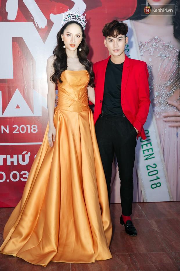 Hương Giang nắm giữ bản quyền, mong muốn tổ chức Hoa hậu Chuyển giới tại Việt Nam - Ảnh 5.