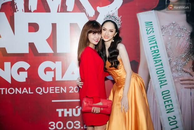 Hương Giang nắm giữ bản quyền, mong muốn tổ chức Hoa hậu Chuyển giới tại Việt Nam - Ảnh 4.