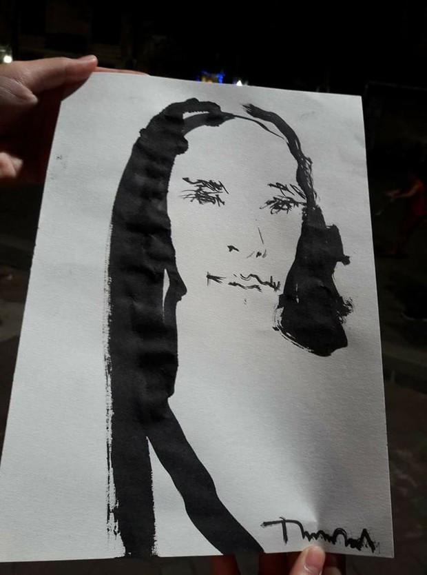 Cô gái cay đắng khoe bức vẽ chân dung chỉ giống mỗi nửa trên, may sao tìm được hàng loạt người chung cảnh ngộ - Ảnh 2.