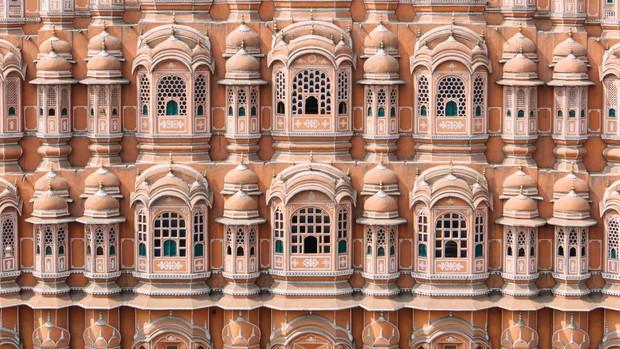 Khám phá Jaipur - thành phố màu hường đẹp tựa thiên đường tại Ấn Độ - Ảnh 1.