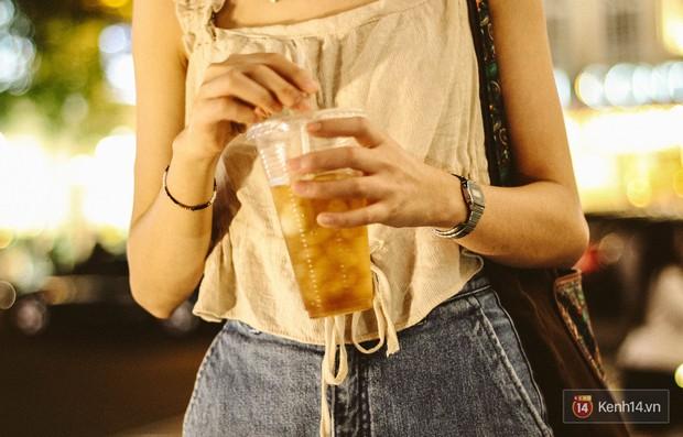 Quán trà sữa huyền thoại không bàn ghế, không biển hiệu nhưng ai cũng biết ở Sài Gòn - Ảnh 8.