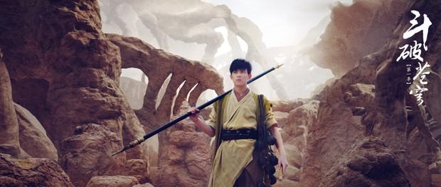 8 dự án truyền hình chuyển thể kỳ ảo xứ Trung đáng mong đợi trong năm 2018 (P.2) - Ảnh 16.