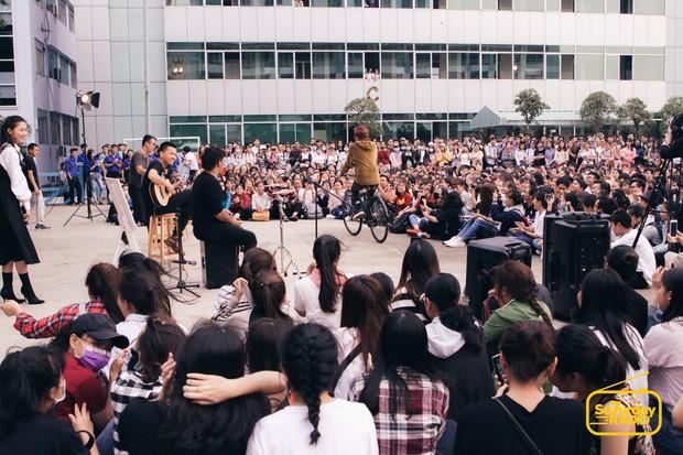School Tour: Lou Hoàng lần đầu tiết lộ lí do vì sao bị Only C cấm túc 1 năm - Ảnh 7.
