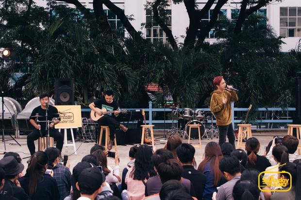 School Tour: Lou Hoàng lần đầu tiết lộ lí do vì sao bị Only C cấm túc 1 năm - Ảnh 4.