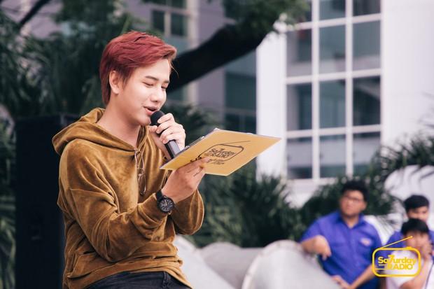 School Tour: Lou Hoàng lần đầu tiết lộ lí do vì sao bị Only C cấm túc 1 năm - Ảnh 3.