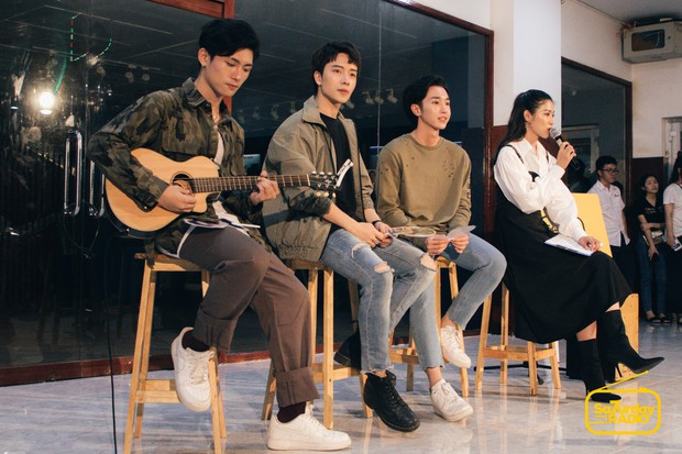 School Tour: Lou Hoàng lần đầu tiết lộ lí do vì sao bị Only C cấm túc 1 năm - Ảnh 6.