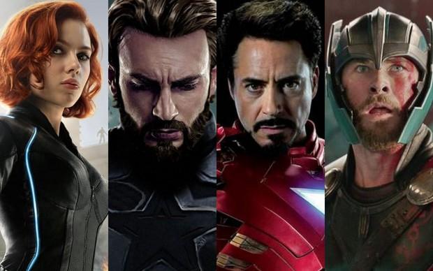 7 anh tài hứa hẹn sẽ gánh vác Vũ trụ Điện ảnh Marvel sau Infinity War - Ảnh 1.