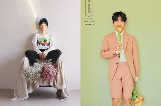 Kpop tháng 4: Cuộc đổ bộ của dàn idolgroup già trẻ lớn bé đủ cả - Ảnh 9.