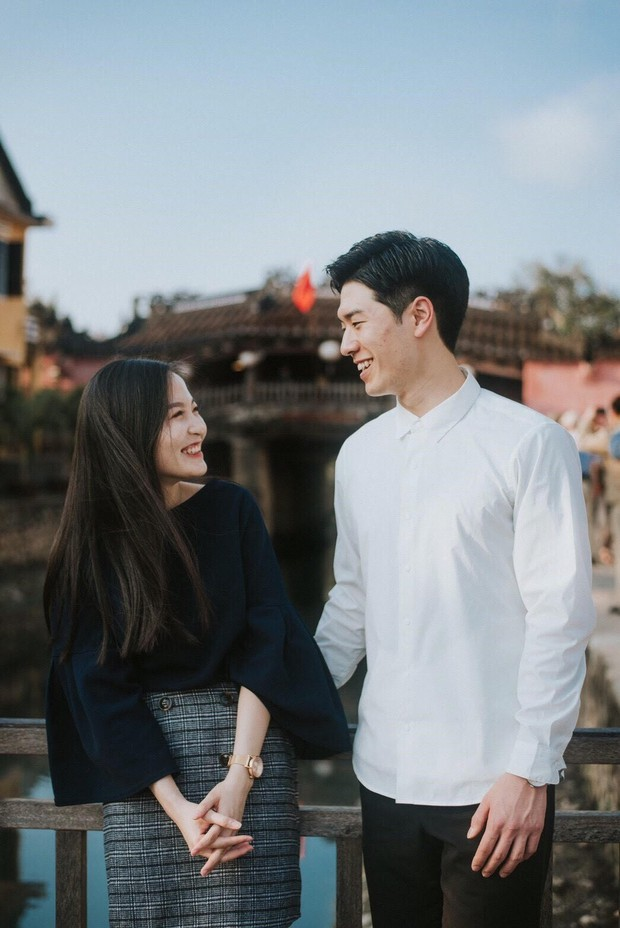 Chuyện tình nữ DHS Việt và chàng trai Nhật: Để mặt mộc, mặc đồ ngủ đi siêu thị bỗng gặp ngay tình đầu đẹp như phim - Ảnh 2.