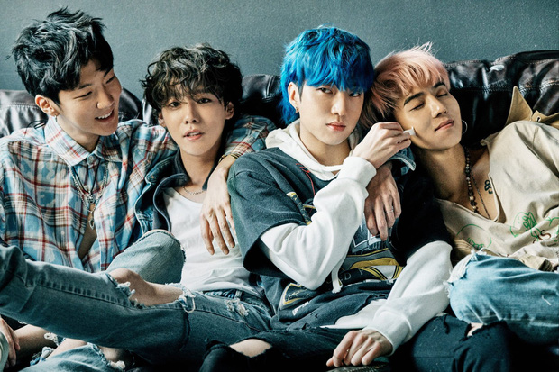 Kpop tháng 4: Cuộc đổ bộ của dàn idolgroup già trẻ lớn bé đủ cả - Ảnh 3.