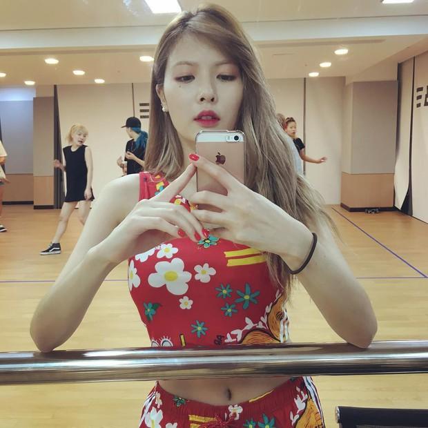 Sở hữu thân hình sexy như HyunA hóa ra cũng không hề khắt khe như nhiều người lầm tưởng - Ảnh 3.