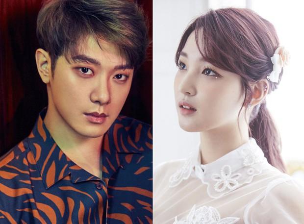 Chỉ mới 3 tháng đầu năm 2018, làng giải trí xứ Hàn đã dồn dập tin hẹn hò, cưới hỏi nhiều đến choáng ngợp - Ảnh 22.