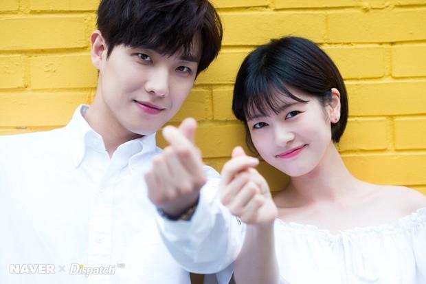 Chỉ mới 3 tháng đầu năm 2018, làng giải trí xứ Hàn đã dồn dập tin hẹn hò, cưới hỏi nhiều đến choáng ngợp - Ảnh 3.