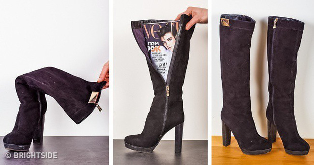 Cần ghi nhớ 13 mẹo làm sạch để giày lúc nào trông cũng như mới tinh như vừa mua - Ảnh 11.