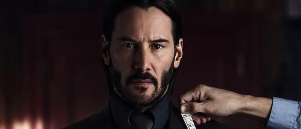 """Siêu anh hùng đầu tiên của Netflix sẽ là… """"John Wick"""" Keanu Reeves?  - Ảnh 1."""