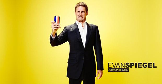 Nguyên tắc 99% làm nên thành công của tỷ phú tự thân chưa đến 30 tuổi Evan Spiegel - Ảnh 1.