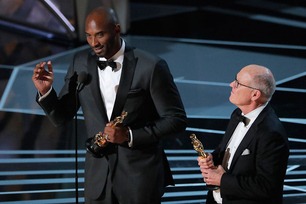 Oscar 2018 bị mỉa mai khi trao giải cho Kobe Bryant - siêu sao bóng rổ từng lao đao vì bê bối tình dục - Ảnh 3.