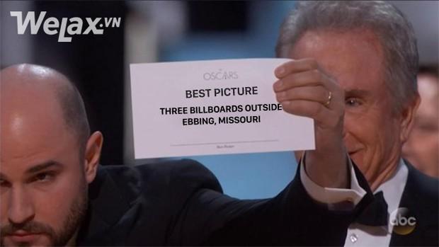 Loạt ảnh chế thay lời muốn nói sự bất mãn khi The Shape of Water đại thắng tại Oscar 2018 - Ảnh 1.