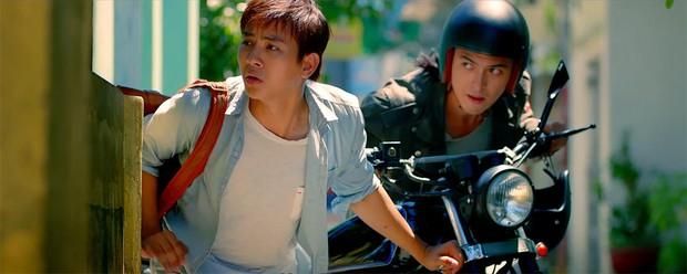 Hoài Lâm bị lột sạch đồ, lôi cổ về đồn công an và lãnh... bạt tai trong Cô Nàng Ngổ Ngáo bản Việt - Ảnh 14.