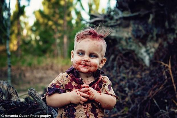 Tổ chức sinh nhật cho con theo chủ đề zombie ăn não, người mẹ trẻ bị ném đá dữ dội dù chưa ai biết nguyên do thực sự - Ảnh 3.