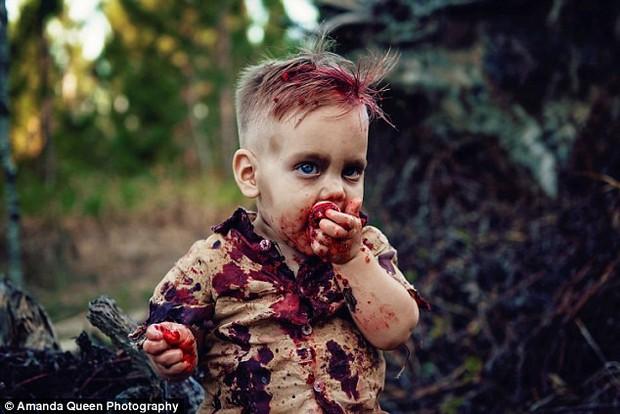 Tổ chức sinh nhật cho con theo chủ đề zombie ăn não, người mẹ trẻ bị ném đá dữ dội dù chưa ai biết nguyên do thực sự - Ảnh 4.
