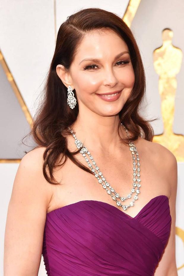 15 mỹ nhân trang điểm đẹp nhất lễ trao giải Oscar 2018 - Ảnh 4.