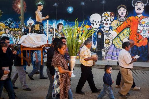 10 điều đặc biệt về Lễ hội người chết náo nhiệt ở Mexico: Khung cảnh quen thuộc trong bộ phim hoạt hình xuất sắc Coco - Ảnh 6.