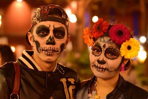 10 điều đặc biệt về Lễ hội người chết náo nhiệt ở Mexico: Khung cảnh quen thuộc trong bộ phim hoạt hình xuất sắc Coco - Ảnh 10.