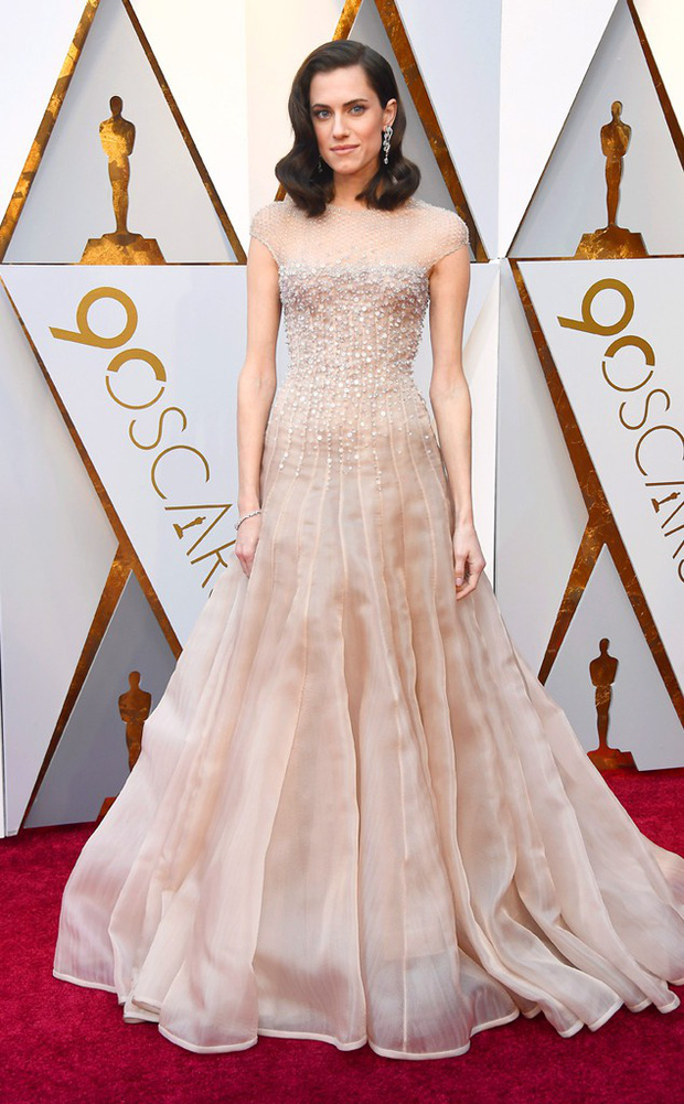 Thảm đỏ Oscar 2018 biến thành dạ hội lộng lẫy cho các công chúa Lọ Lem đẹp nhất thế giới - Ảnh 22.