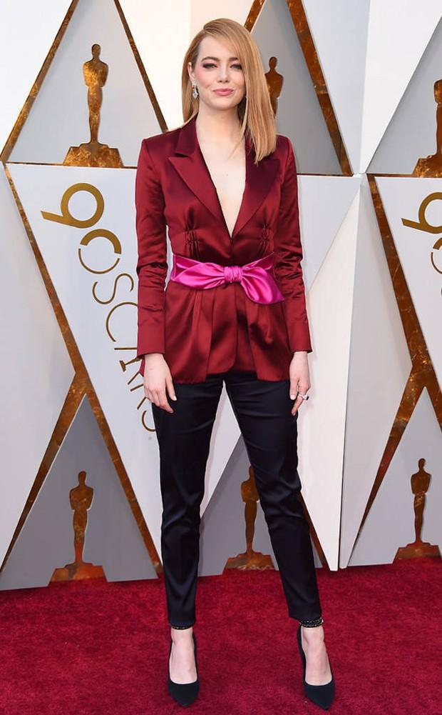 Thảm đỏ Oscar 2018 biến thành dạ hội lộng lẫy cho các công chúa Lọ Lem đẹp nhất thế giới - Ảnh 8.