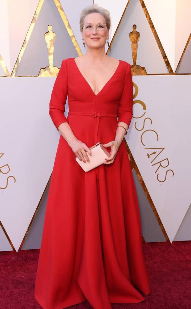Thảm đỏ Oscar 2018 biến thành dạ hội lộng lẫy cho các công chúa Lọ Lem đẹp nhất thế giới - Ảnh 4.
