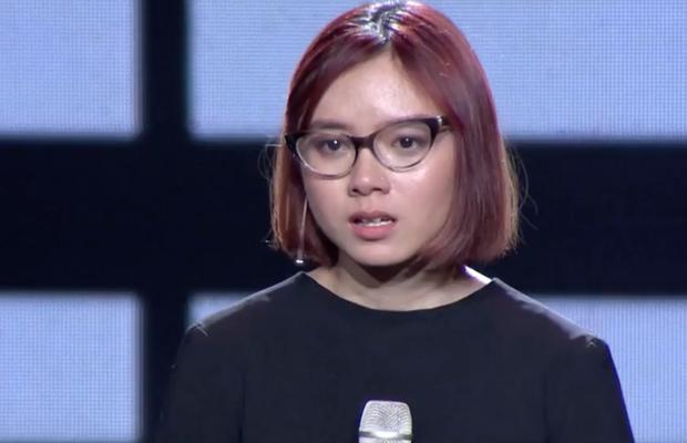 Học trò Lan Khuê (The Face) là thí sinh tiếp theo của Sing My Song 2018 - Ảnh 5.