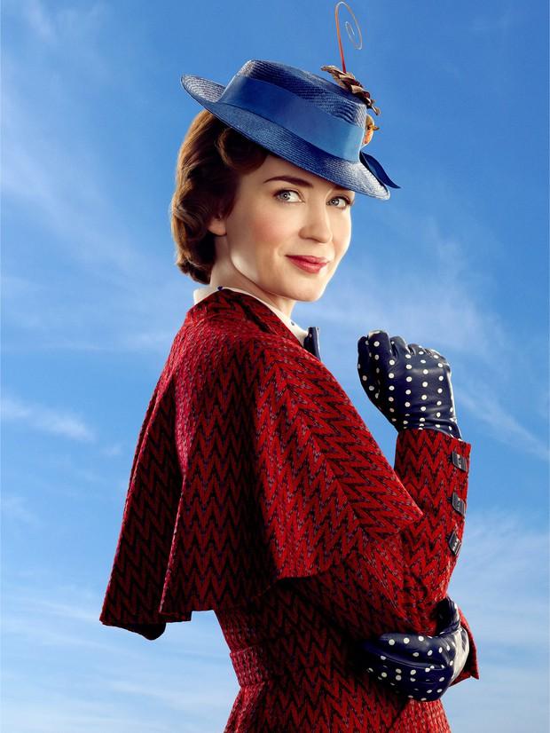 Vừa thắng lớn tại Oscar, Disney tung ngay teaser trailer đầu tiên của át chủ bài Mary Poppins Returns - Ảnh 5.