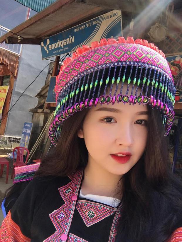 Cô gái dân tộc với nụ cười siêu xinh này đang được xin link nhiều nhất Facebook - Ảnh 2.