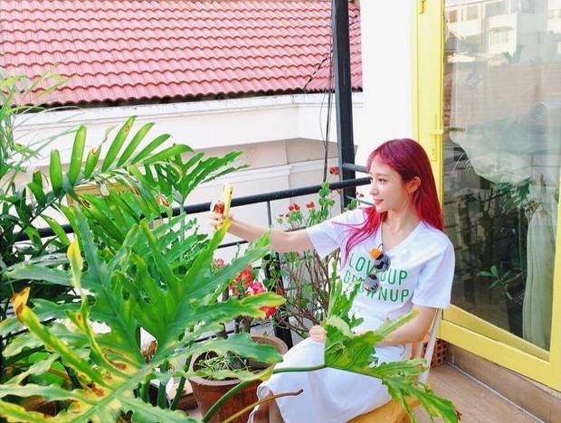 Nhan sắc Hani gây sốt khi đến Việt Nam: Đúng là đẳng cấp mỹ nhân chỉ hơn chứ không thể kém Yoona, Suzy - Ảnh 2.
