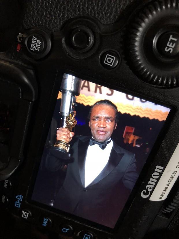 Nữ diễn viên chính xuất sắc nhất bị trộm mất tượng vàng Oscar khi vừa thắng giải - Ảnh 2.
